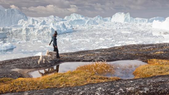 Disco Bay Groenlandia /  LUCIANO GAUDENZIO
