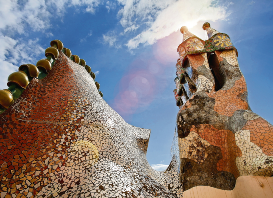 Casa Batlló Barcelona  / SYLVAIN SONNET