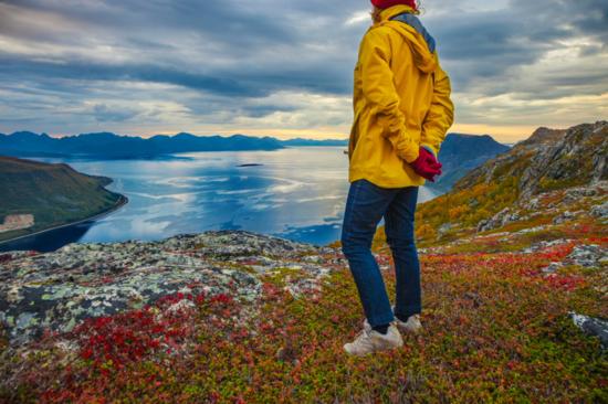Aunfjellet Noruega / AZUMENDI
