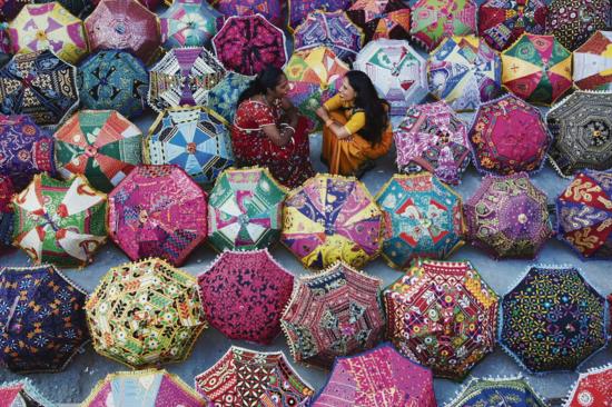 Jaipur India / MARTIN HARVEY